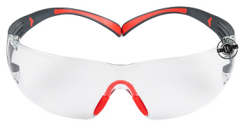 Очки 3M™ SecureFit™ 401 Clear/Red